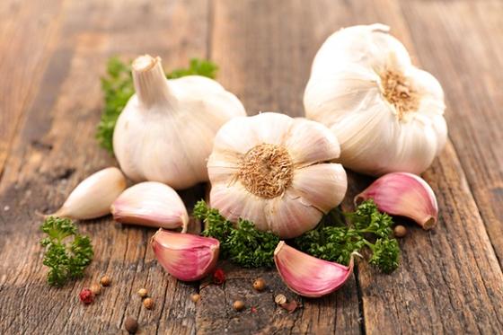 Garlic's